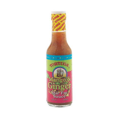 Tortuga Mango & Ginger Stir Fry Sauce (6 Bottles)