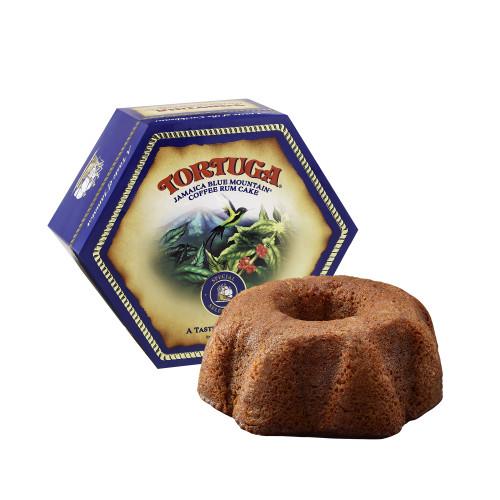 Tortuga Blue Mountain Coffee Cake