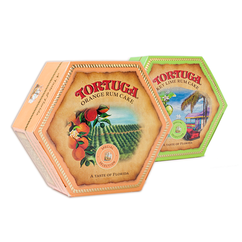 Tortuga Kit 16oz FLORIDA Orange and 16oz FLORIDA Key Lime