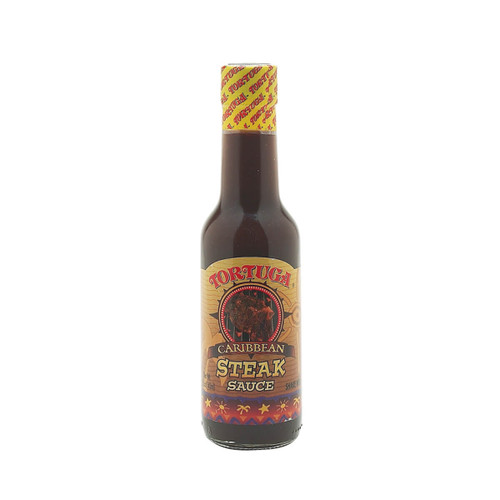Tortuga Gourmet Steak Sauce (6 Bottles)