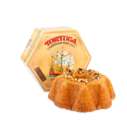Tortuga Rum Cakes Golden Original Cake
