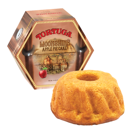 Tortuga Moonshine Apple Pie Cake (16oz)