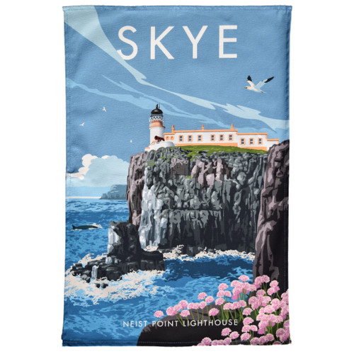 Skye Neist Point Tea Towel