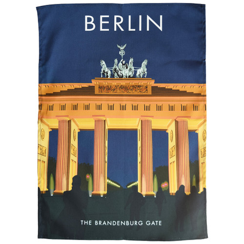 Berlin - Brandenburg Gate tea towel
