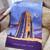 Glastonbury Tor Tea Towel