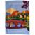 Stourhead Palladian Bridge tea towel