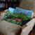 Powys - Hay-on-Wye tea towel