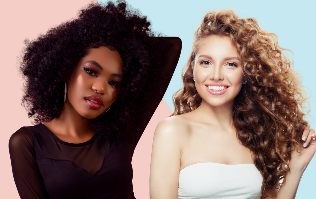 How To Achieve Flawless Volume & Definition On Fine Curls
