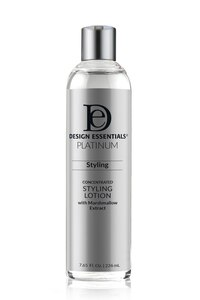 Professional Concentrated Styling Lotion to provide styling flexibility- DE Professional