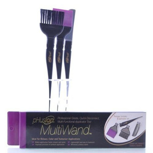 pHusion MultiWand- Ideal for Relaxer, Color, and Texturizer, Deep Conditioning Applications