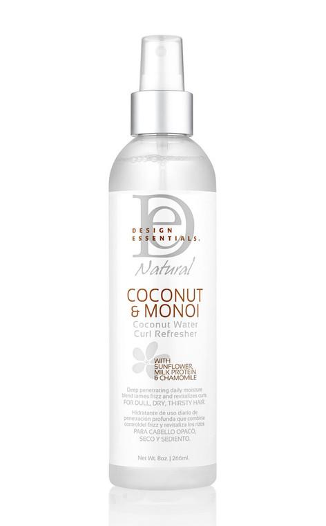 Coconut & Monoi Coconut Water Curl Refresher 8oz