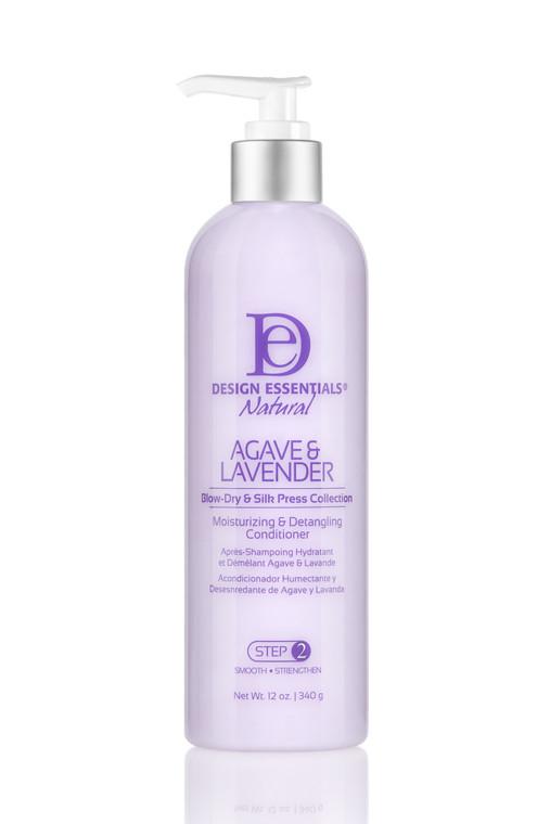 Agave & Lavender Detangling & Moisturizing Conditioner 12oz.