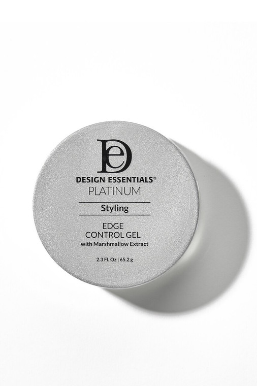 Edge Control Gel for strong all day hold on all hair types