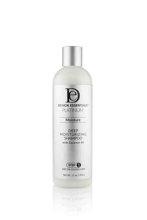 Deep Moisturizing Shampoo - Step 1