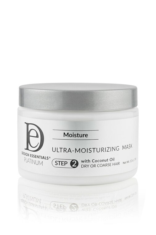 Ultra Moisturizing Mask Step 2- Professional deep conditioning for dry or coarse hair