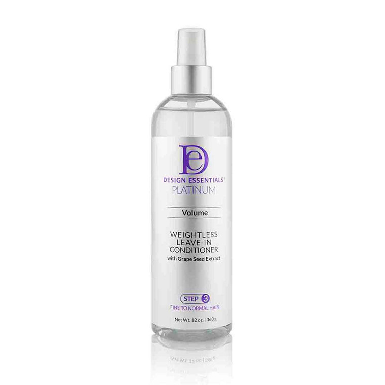 Weightless Leave-In Conditioner for fine to normal hair types- DE Professional