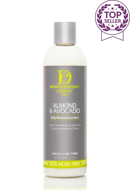 Almond & Avocado Daily Moisture Lotion