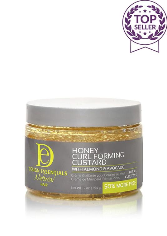 Honey Curl Forming Custard - 12oz