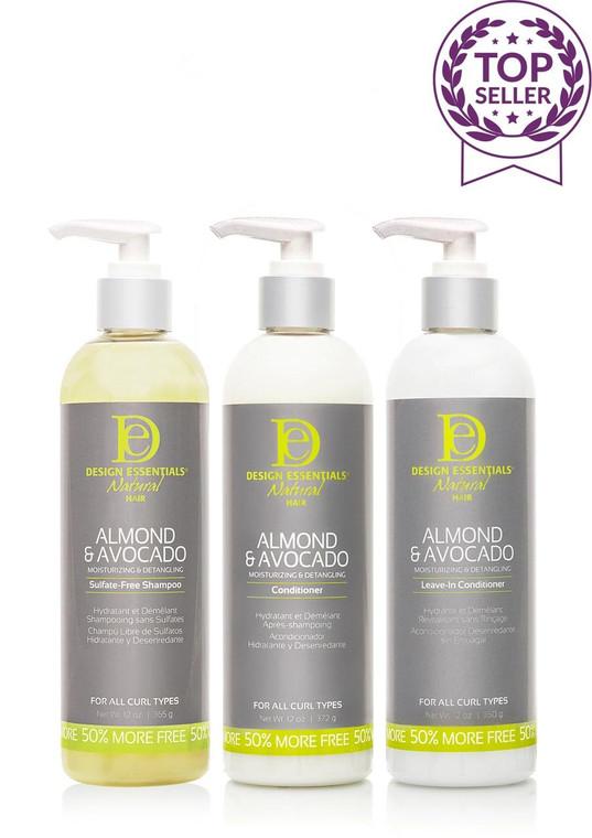 Almond & Avocado Moisture Pack