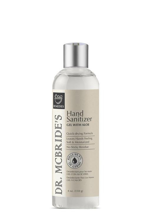 Dr. McBride's Hand Sanitizer with Gel