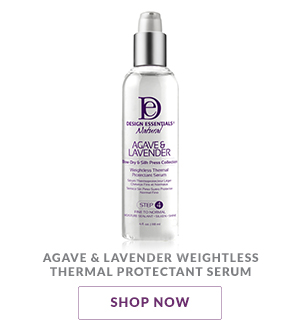 Agave & Lavender Weightless Thermal Protectant Serum
