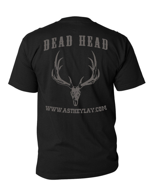 """Our popular """"Dead Head"""" design.  GET YOURS TODAY!"""