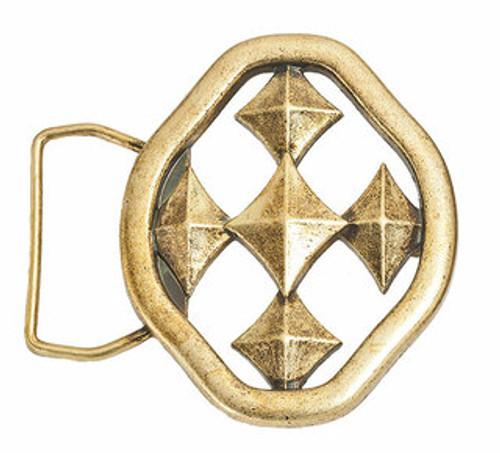 Shield of Faith Belt Buckle