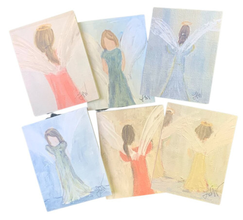Angels of Gratitude Note Cards