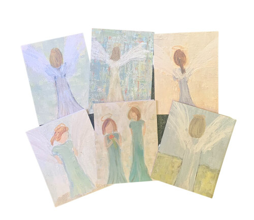 Angels of Kindness Notecards
