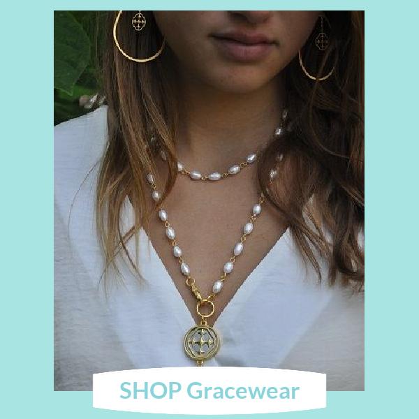 Shield of Faith Jewelry, Gracewear