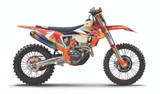 KTM Announces 2021 Kailub Russell Edition 350 XC-F