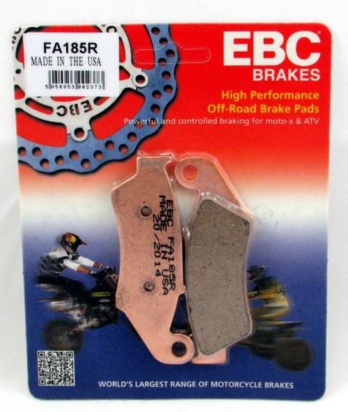 EBC FA185R Front Brake Pads