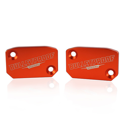 KTM CLUTCH/BRAKE MASTER CYLINDER COVER SET