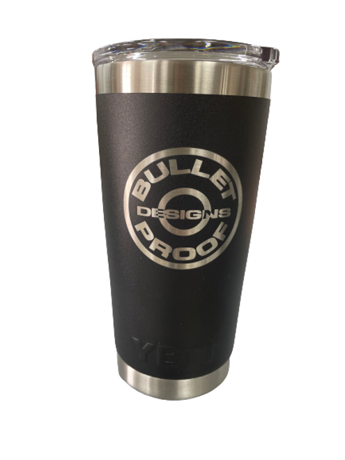 Bullet Proof Designs x Yeti 20oz. Tumbler