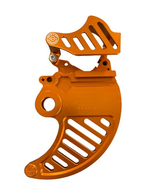 KTM 790 890 Rear Disc Guard Billet Orange