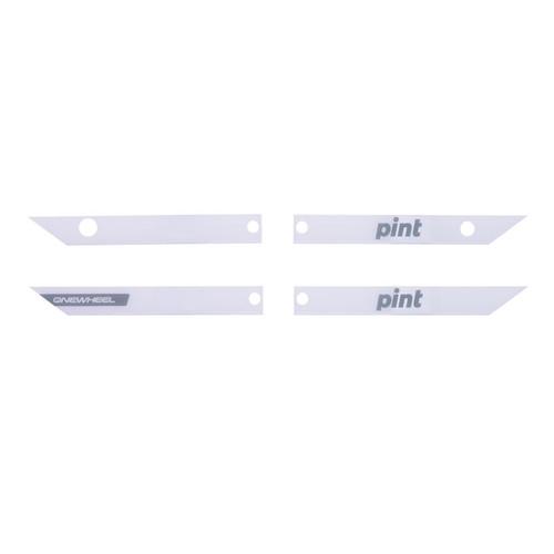 ONEWHEEL PINT RAIL GUARDS - WHITE