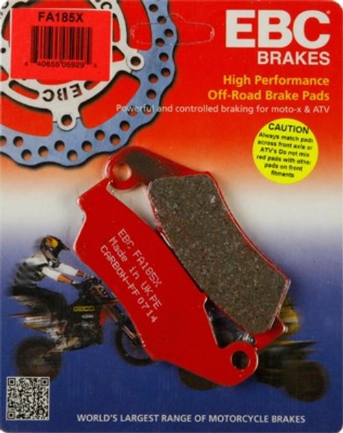EBC FA 185X front brake pads