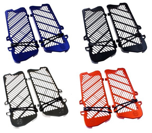 KTM MYLER RADIATOR GUARDS 2008-2016 ALL MODELS (WITH MYLERS AFTERMARKET RADIATORS INSTALLED) EXCLUDING 2016 SX/XCF