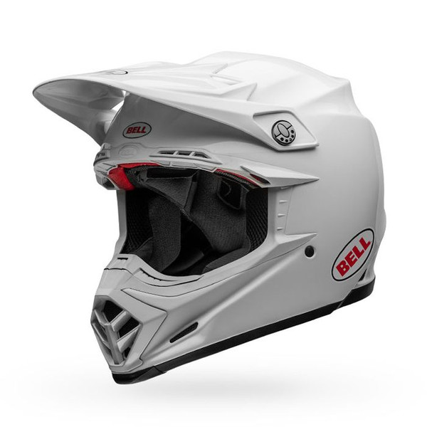 BELL MOTO-9 FLEX WHITE XL