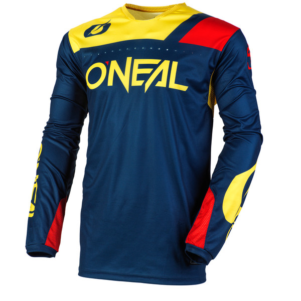 Oneal Hardware Jersey Navy/Yellow