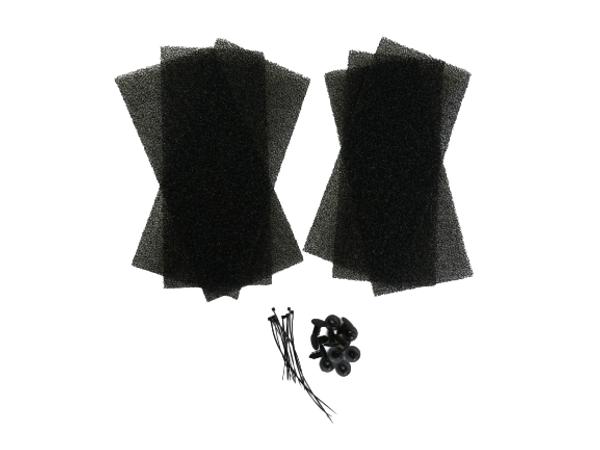 Bullet Proof Designs Radiator Guard Mud Kit