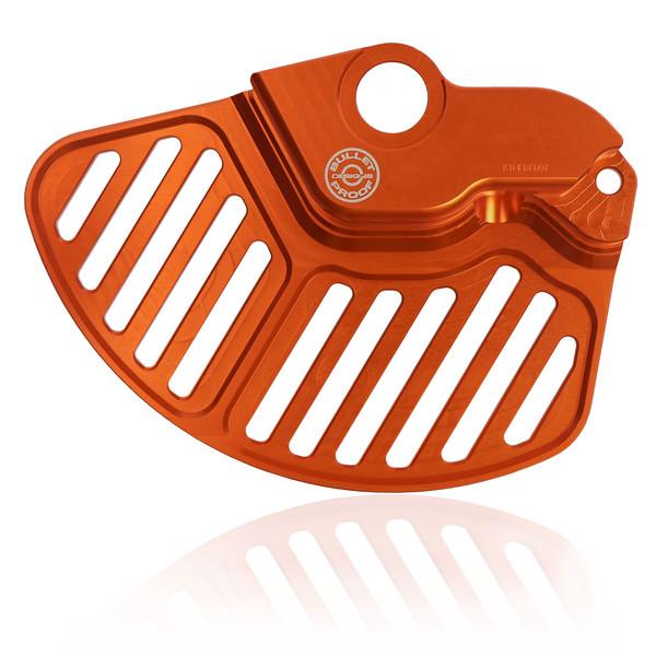 KTM FRONT DISC GUARD 26MM FRONT AXLE 2007-2015