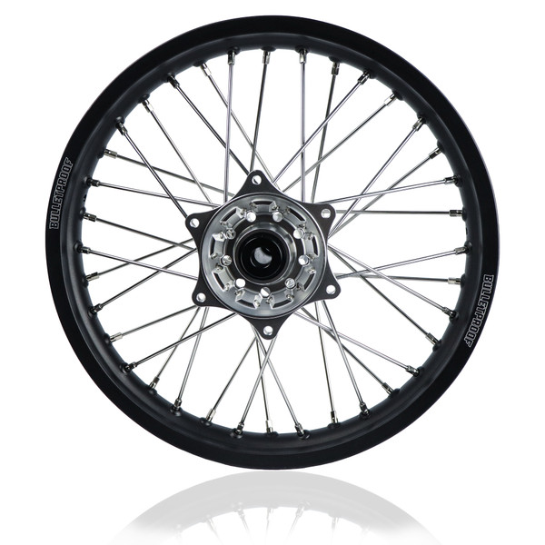 "BULLET PROOF DESIGNS 18"" REAR WHEEL KTM/HUSQVARNA"