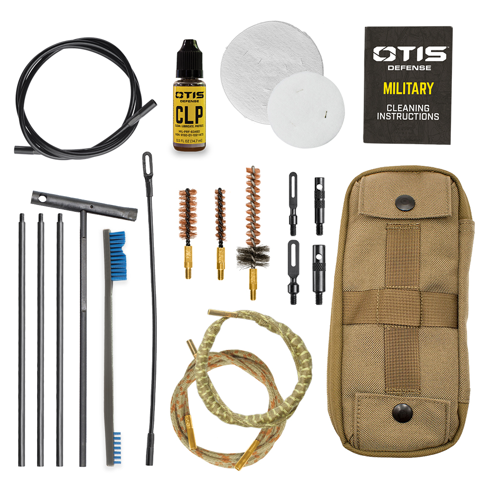 I-MOD Cleaning Kit (5.56mm/.45 cal)