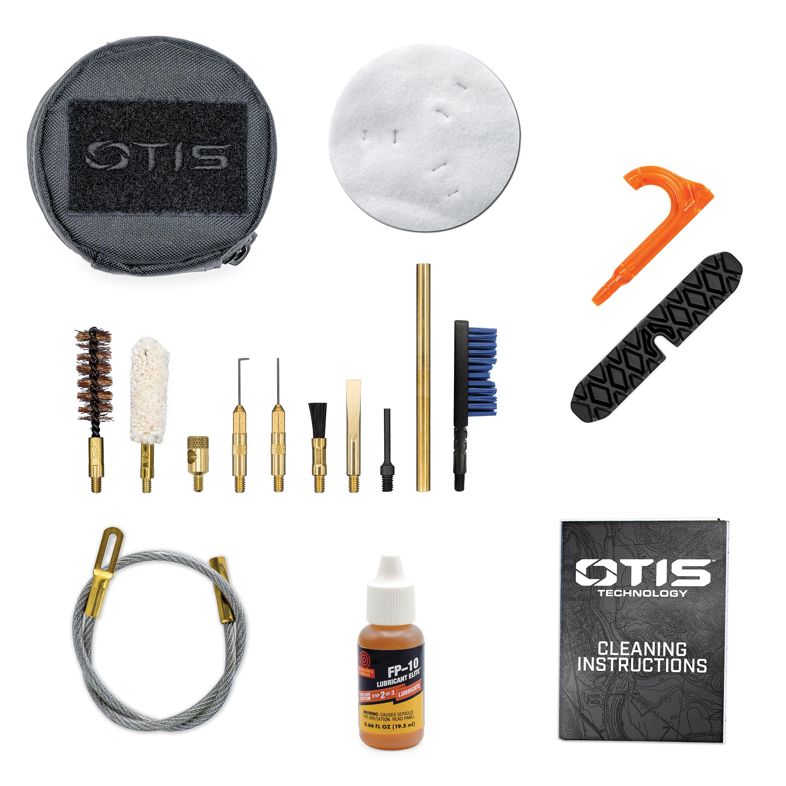 .45cal  Pistol Cleaning Kit