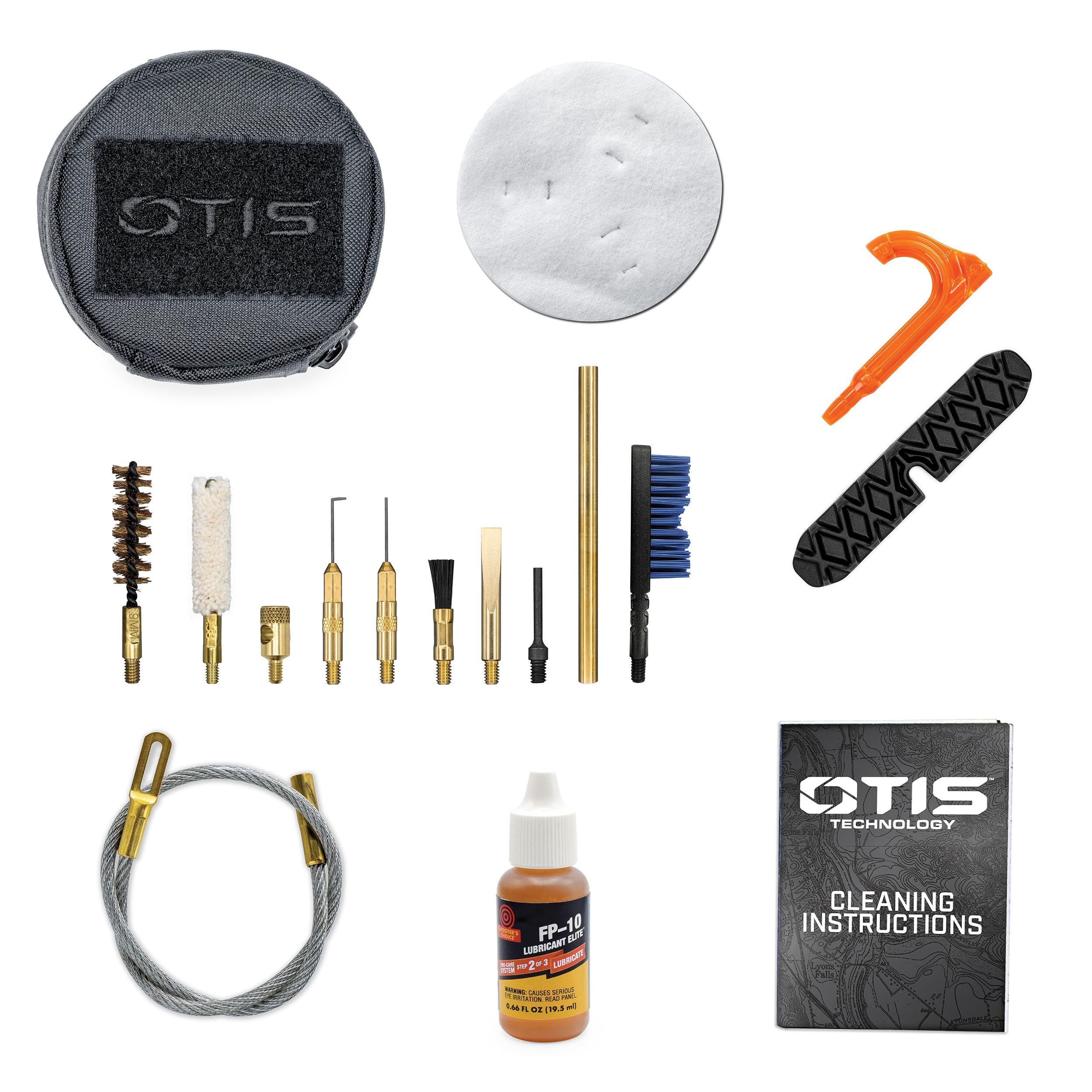 .38cal/9mm Pistol Cleaning Kit