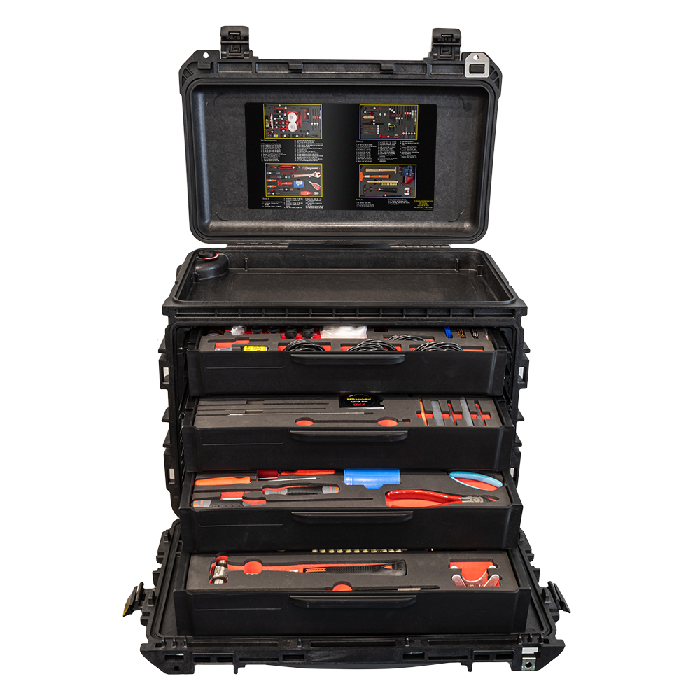 Small Arms Armorer's Tool Case
