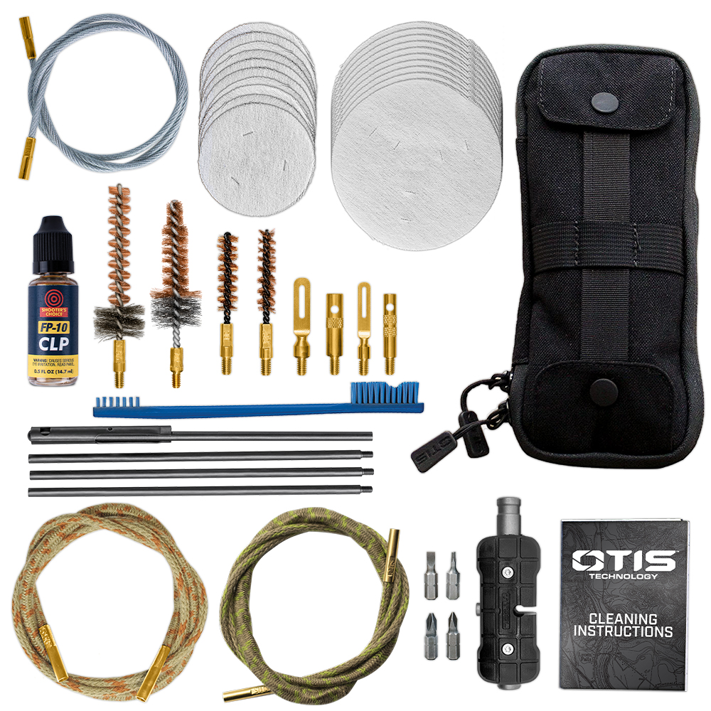 5.56mm/7.62mm Lawman Series Cleaning Kit