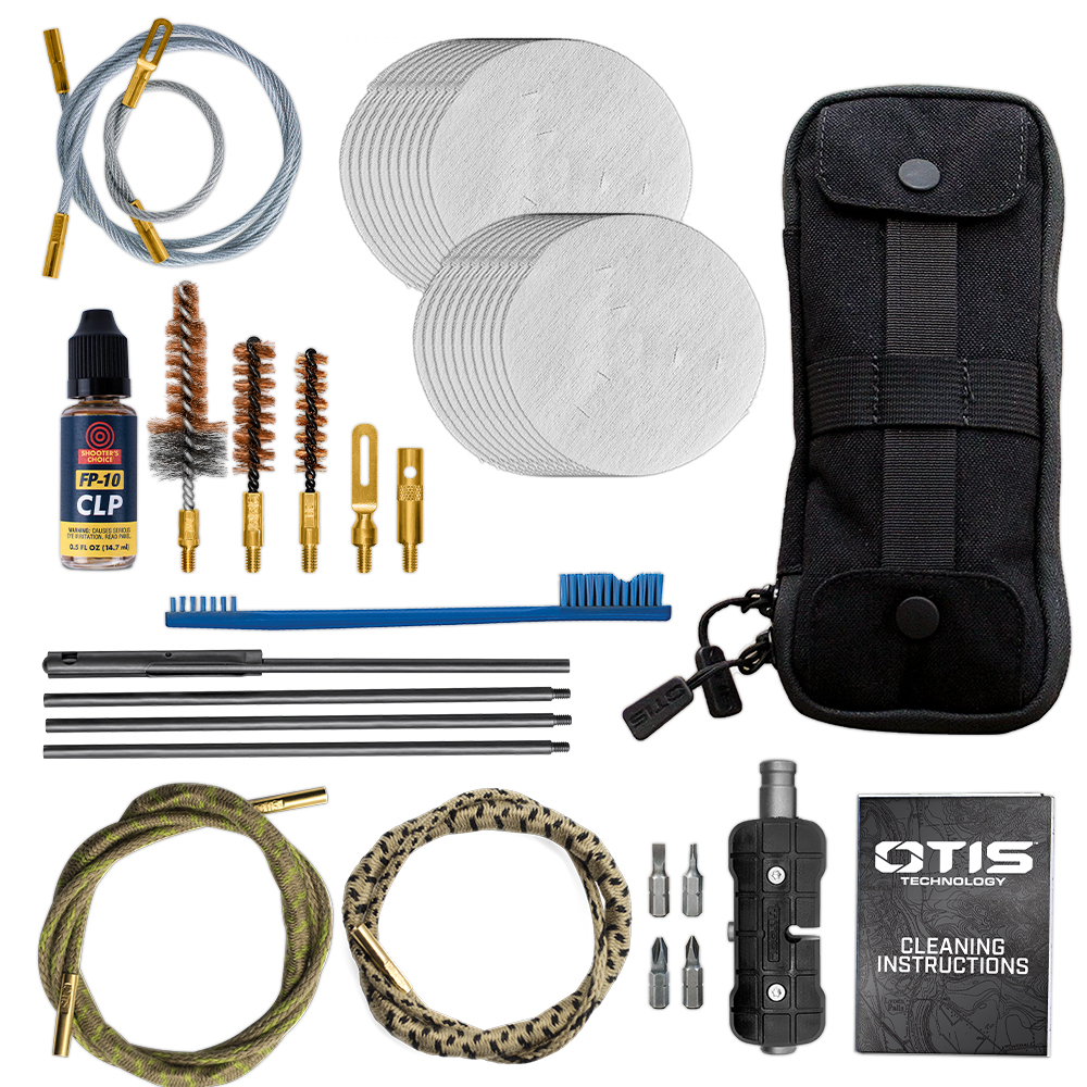 7.62mm/9mm Lawman Series Cleaning Kit