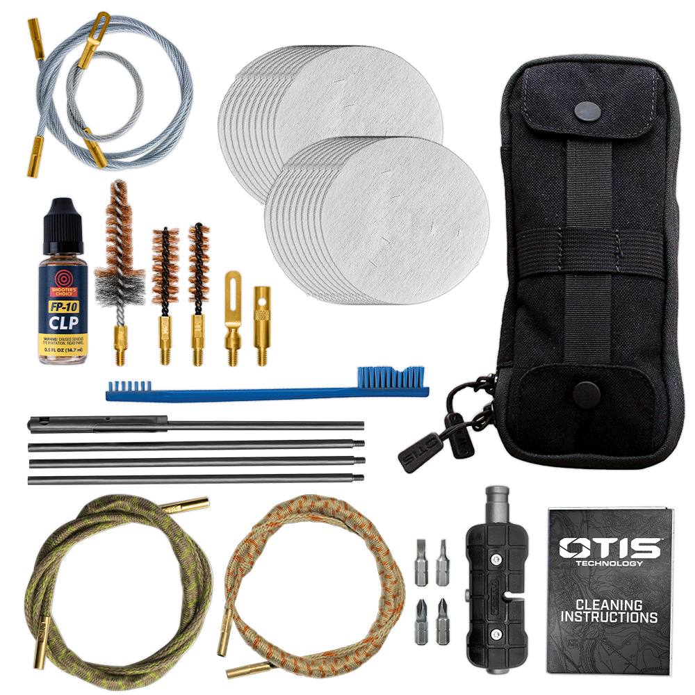 7.62mm/.40cal Lawman Series Cleaning Kit